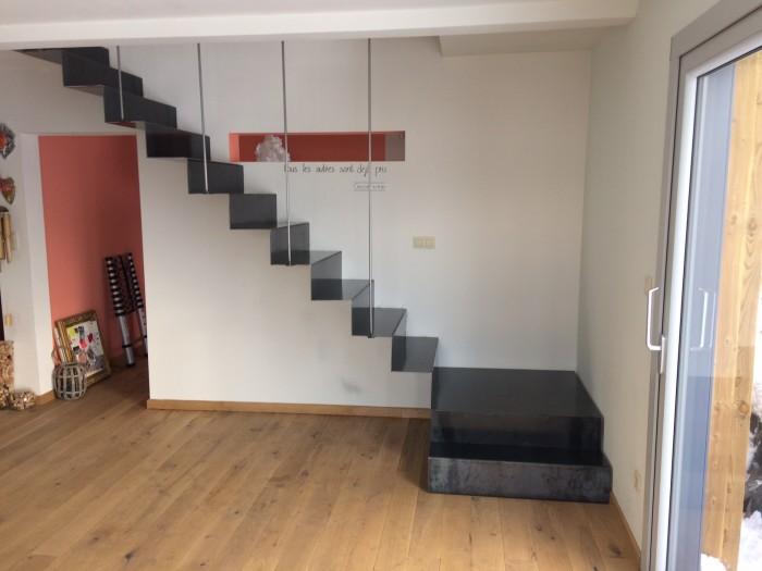 Escalier Acier - 12