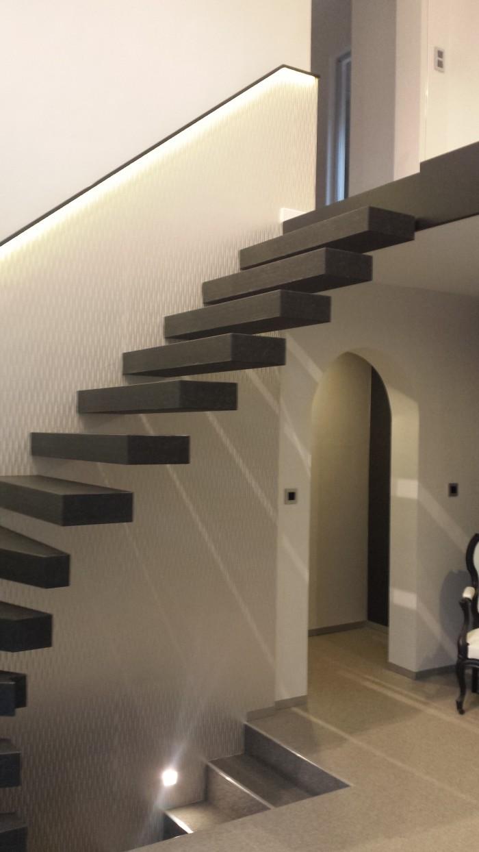 Escalier Flottant - 3