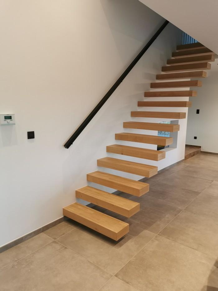 Escalier Flottant - 5