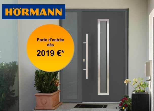 ❗️Promotions Hörmann - 2