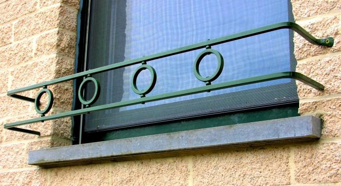 Barre de fenêtre