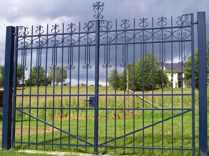 Rénovation grille