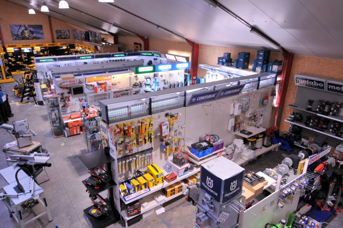 Notre magasin - 4