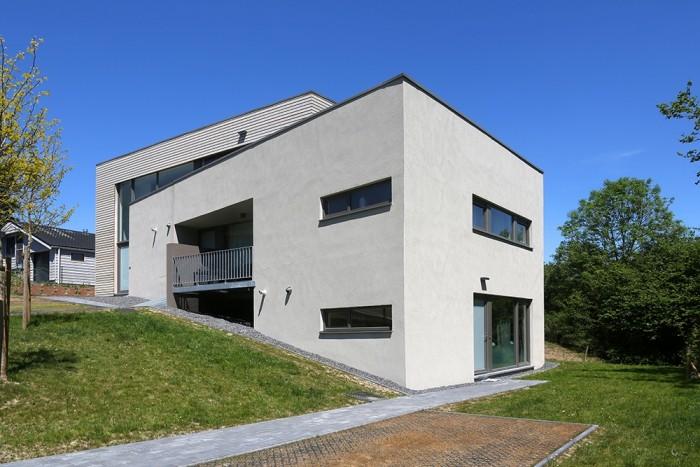 Immeuble à appartements - 3