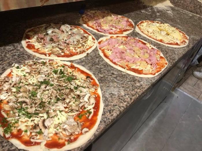 Nos pizzas - 4
