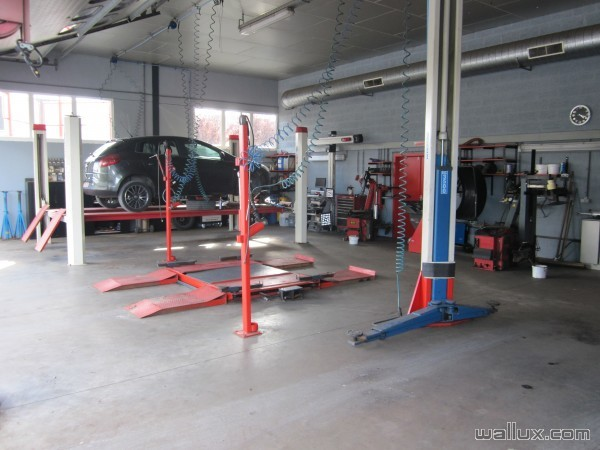 Le garage - 5
