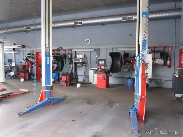 Le garage - 7