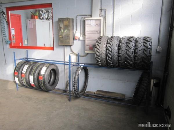 Le garage - 12