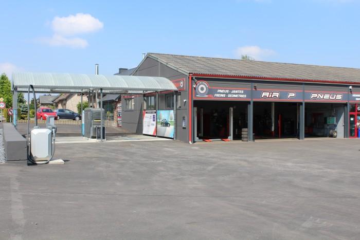 Le garage - 2