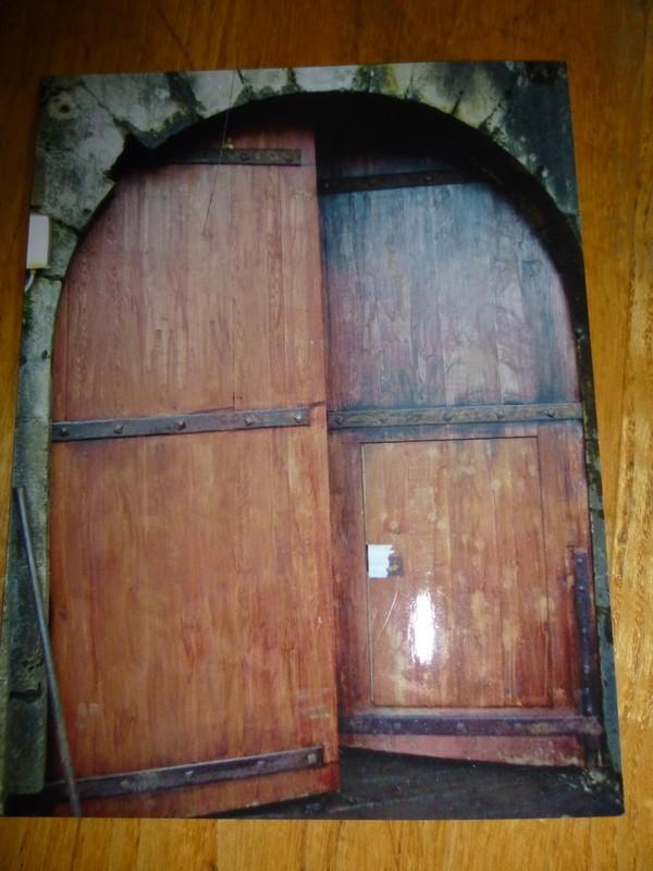 Porte château de Bouillon