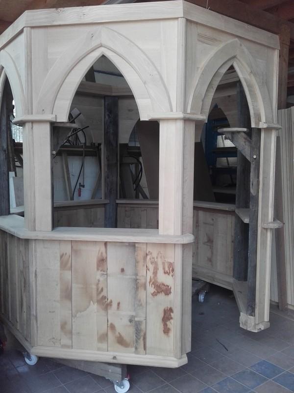 Restauration de clocher