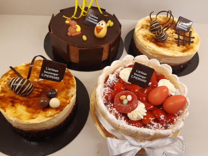 Nos Gâteaux - 2
