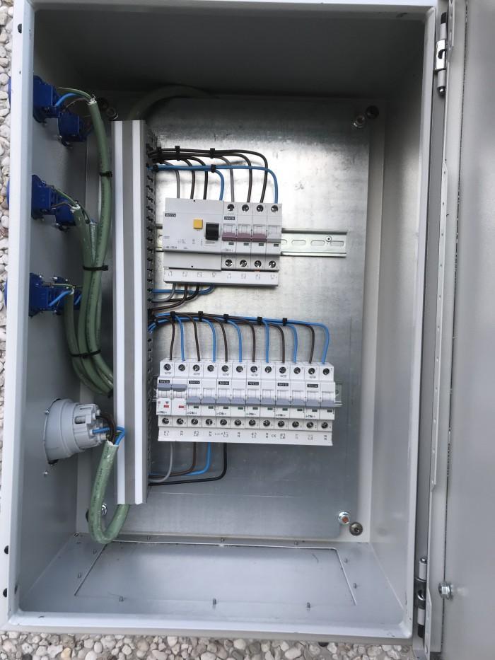 Coffret électrique - 3