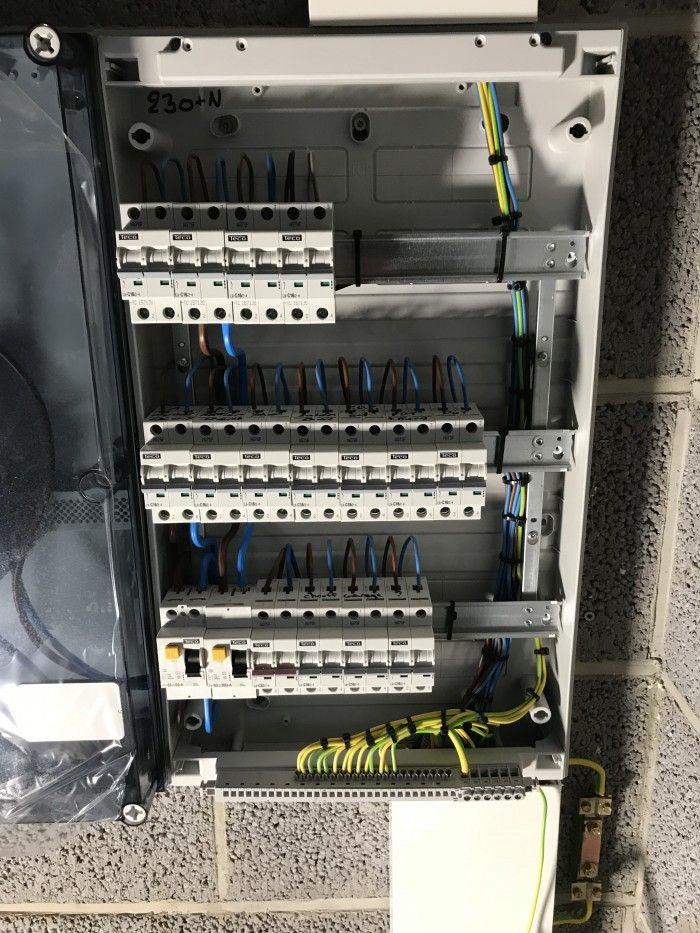 Coffret électrique - 5