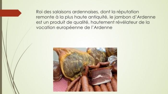 Notre jambon d'Ardenne - 2