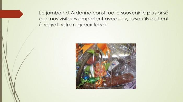 Notre jambon d'Ardenne - 5