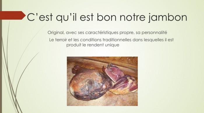 Notre jambon d'Ardenne - 6