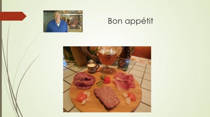 Notre jambon d'Ardenne - 15