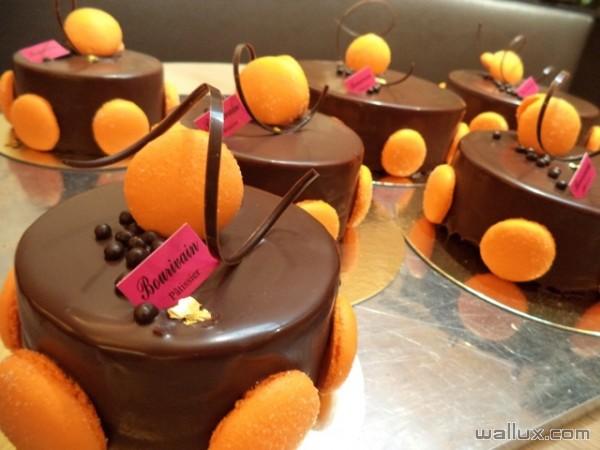 Réalisations de gâteaux - 1