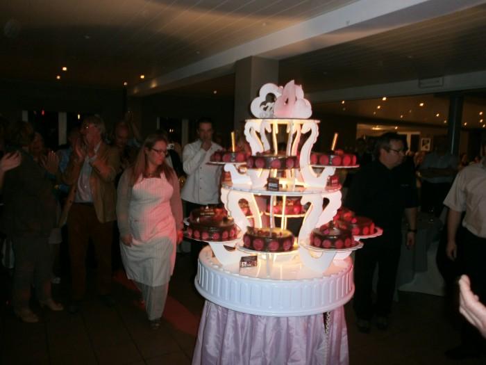 Réalisations de gâteaux - 2