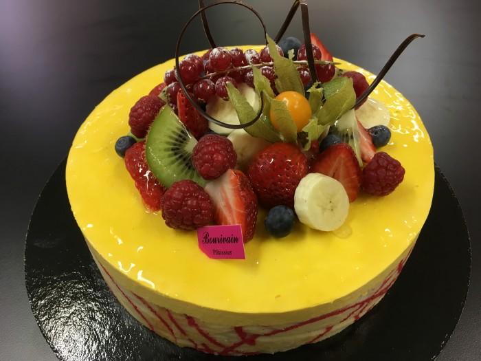 Réalisations de gâteaux - 10