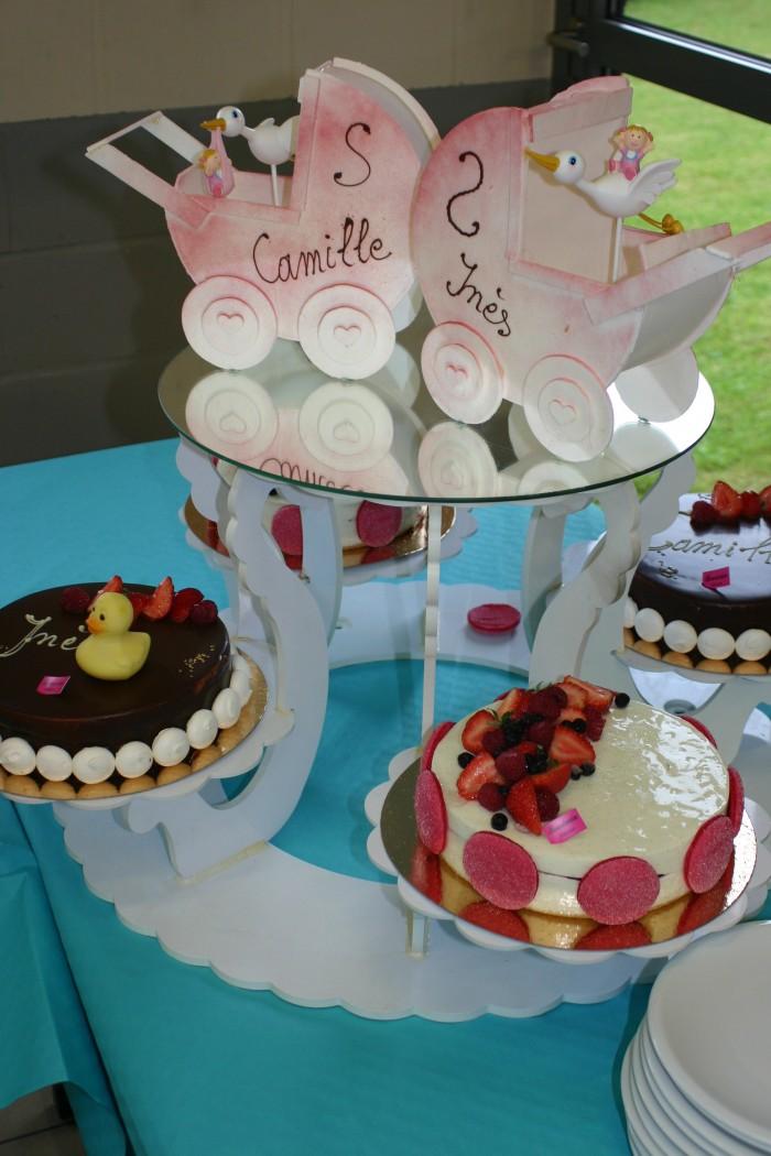 Réalisations de gâteaux - 20