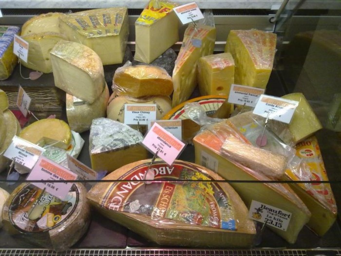 Fromages/charcuteries - 10
