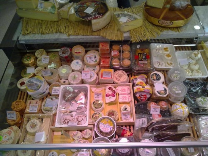 Fromages/charcuteries - 9