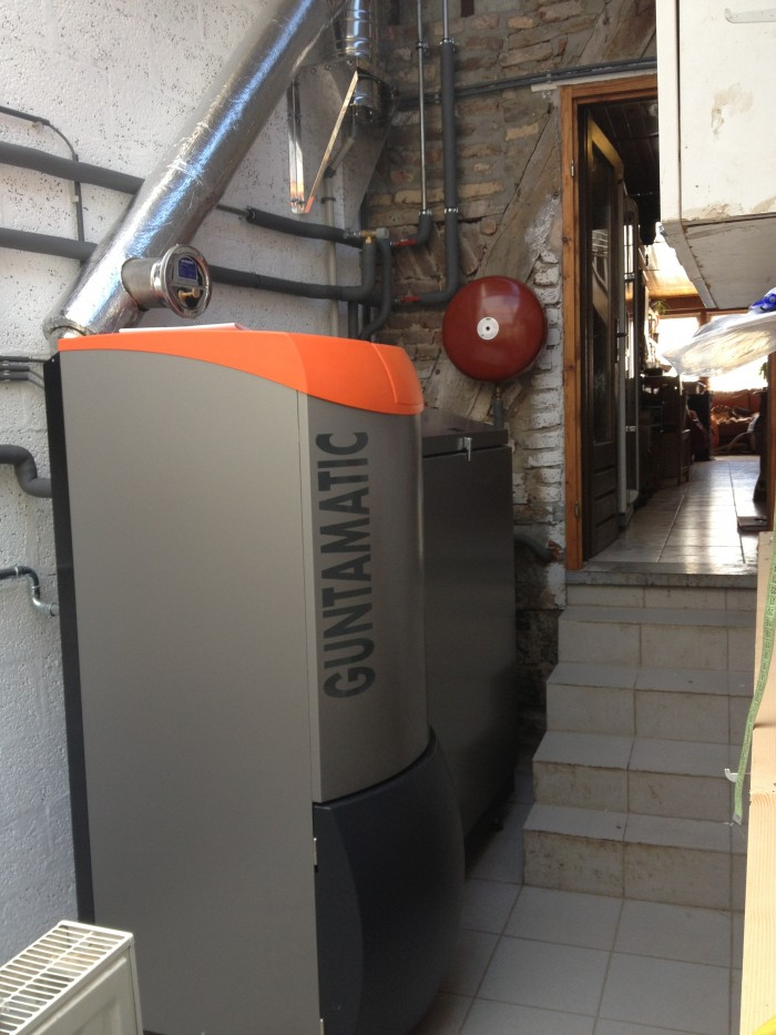 Chaudière biomasse - 3