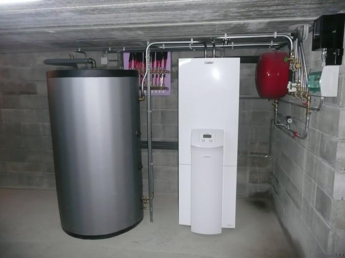 Pompe à chaleur - 2