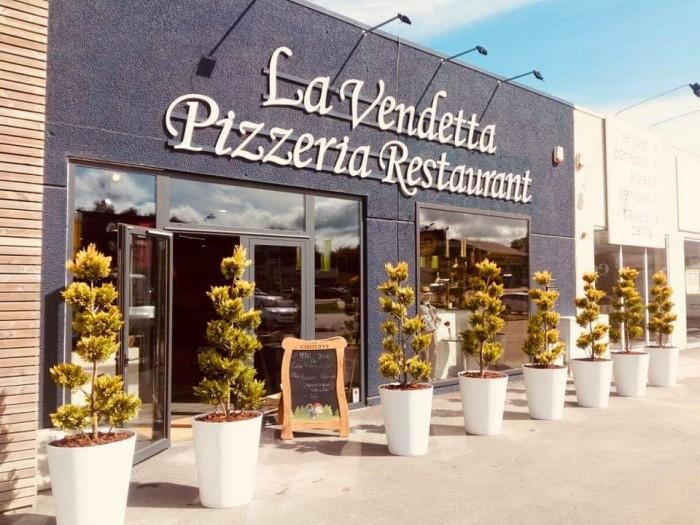 La pizzeria - 1