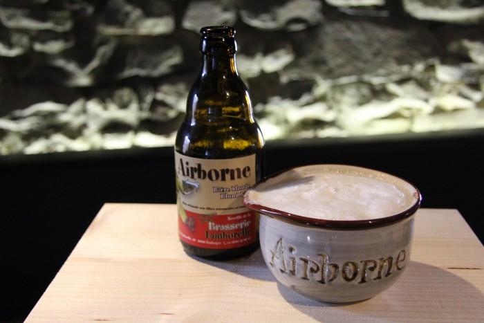 Bières de la maison