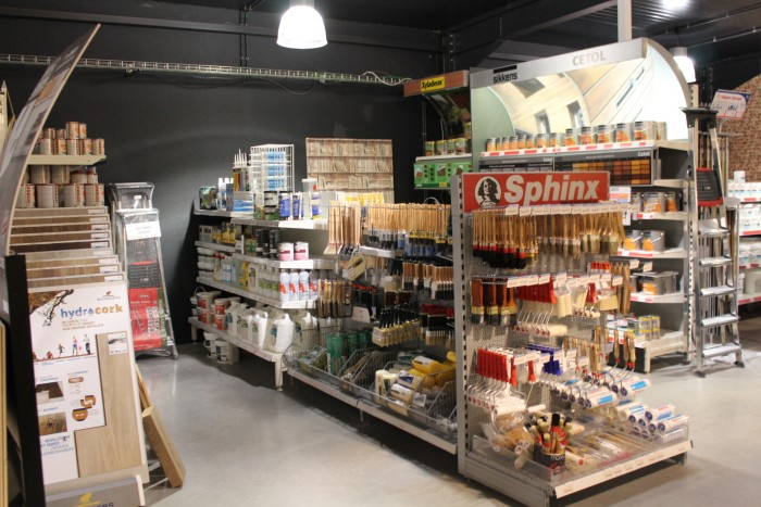 Le magasin - 22