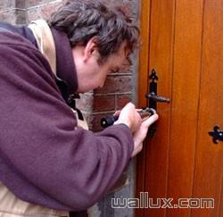 Dépannage ouverture de porte