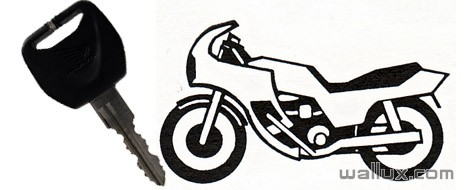 Pour motos
