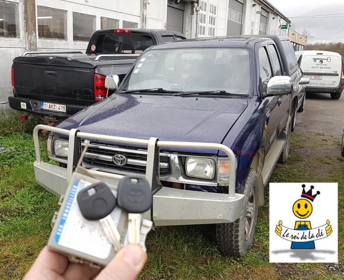 Clés de voitures - 12