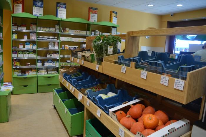 Fruits et légumes - 1