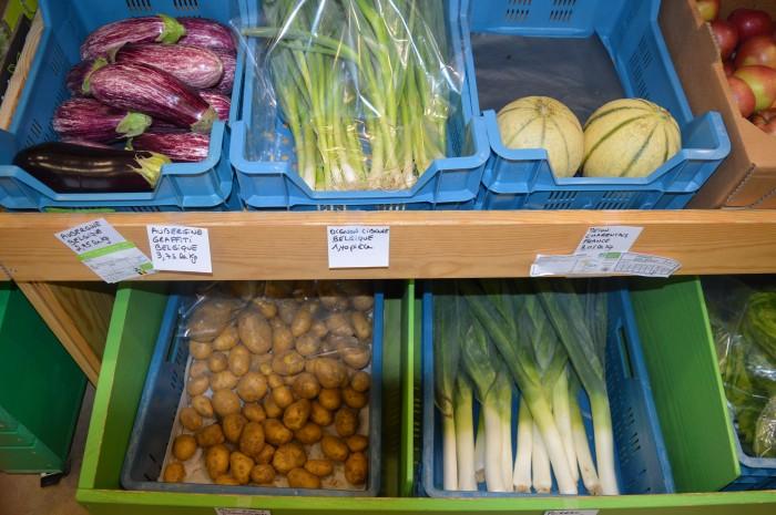 Fruits et légumes - 4