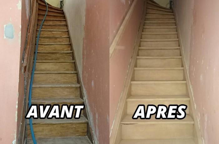 Réalisations > escaliers - 8