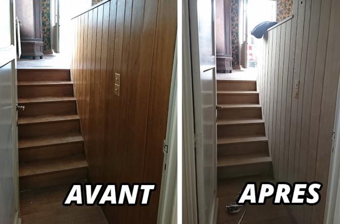 Réalisations > escaliers - 5