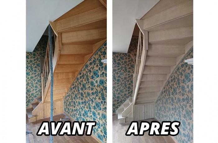 Réalisations > escaliers - 2