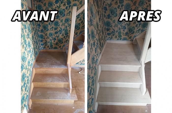 Réalisations > escaliers - 3