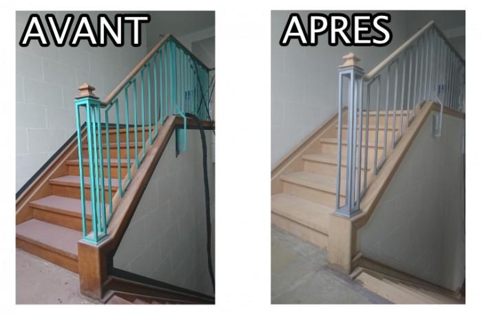 Réalisations > escaliers - 1