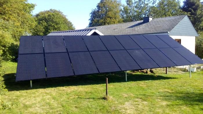 Photovoltaïque - 7