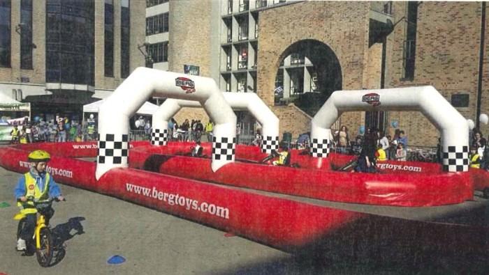 Location piste pour Go-Karts 20m sur 10m