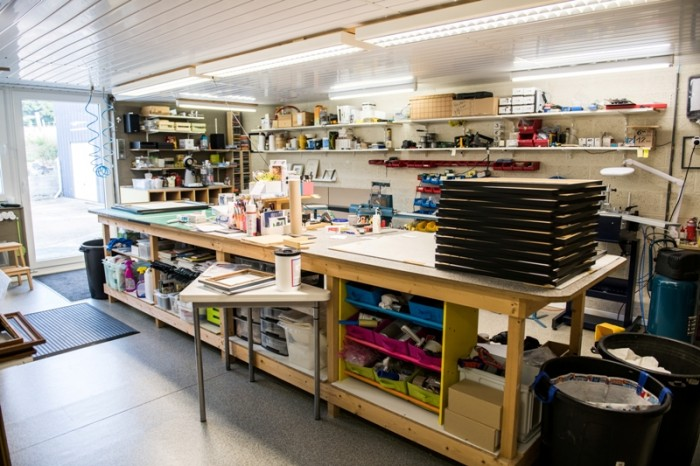 Notre atelier - 1