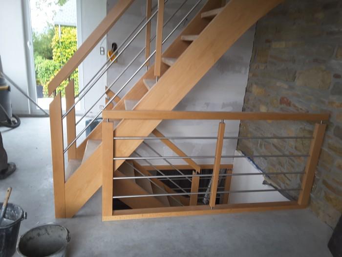 Escaliers modernes - 1