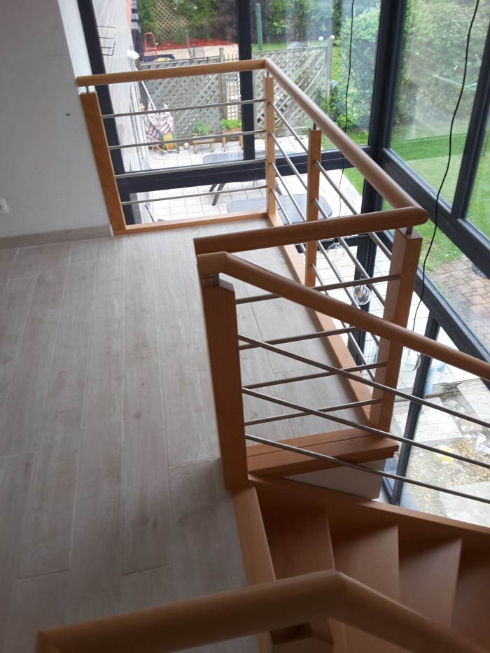 Escaliers modernes - 6