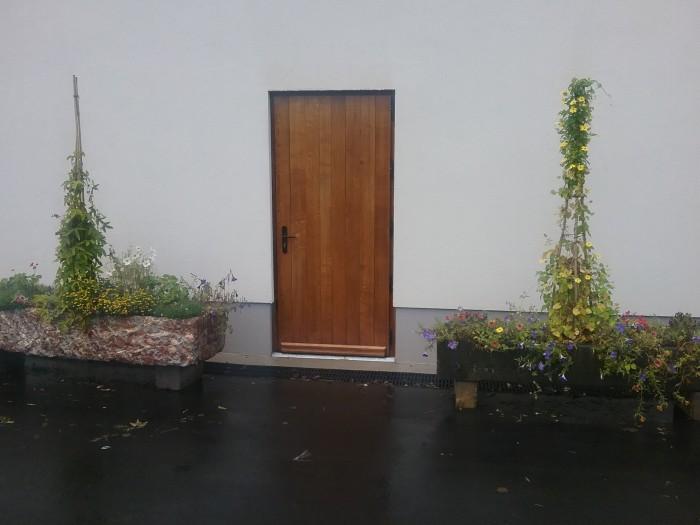 Porte extérieur