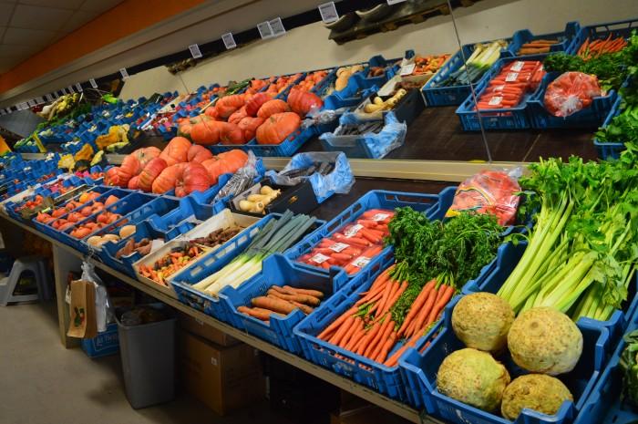 Fruits et légumes - 3